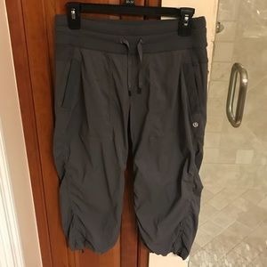 lululemon athletica Pants - Lululemon cropped studio pants